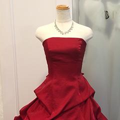 ブライダル衣装 カラードレス